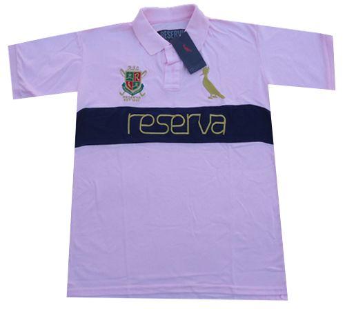 Camiseta Polo Reserva Rosa Claro MOD 70242 Jupini Shop 246791770bd